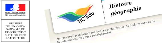 lettre TIC'Édu HG