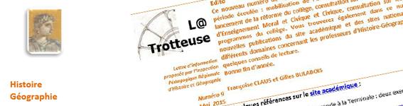 L@ Trotteuse