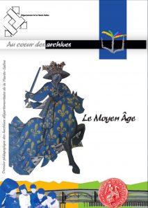 Un dossier pédagogique sur le Moyen Age à partir des archives locales.