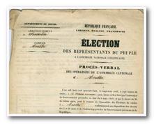 2017, année électorale … également aux Archives du Doubs