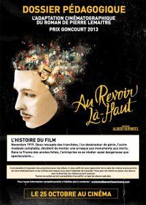 Dossier pédagogique du film «Au revoir là-haut»
