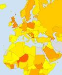 5G – Répartition de la richesse et de la pauvreté dans le monde.