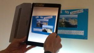 4G – Découvrir une ville par la réalité augmentée