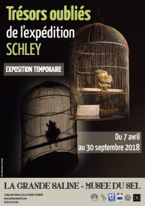 Nouvelle exposition à la Grande Saline de Salins-les-Bains : Les trésors oubliés de l'expédition Schley